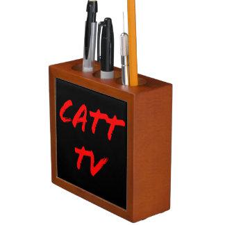 CATT TV PEN HOLDER