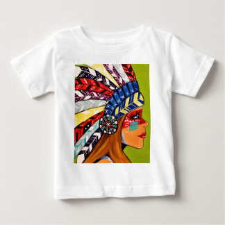 Cattail Kali Baby T-Shirt