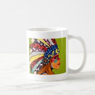 Cattail Kali Coffee Mug