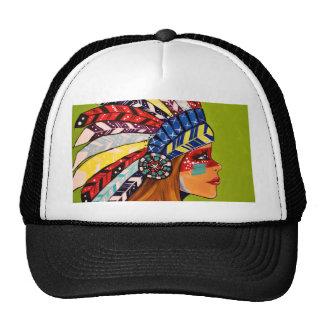 Cattail Kali Trucker Hat