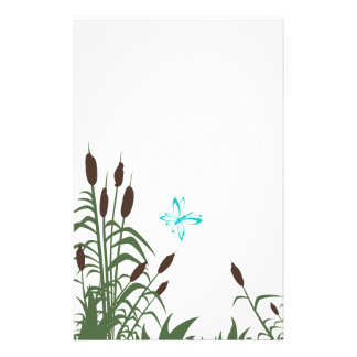 Cattails Stationery