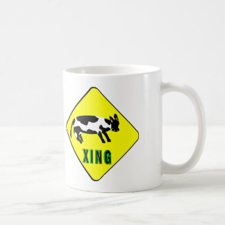 Cattle Crossing Coffee Mug