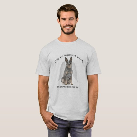 Cattle Dog Angel T-Shirt