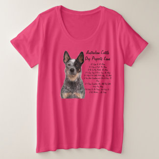 Cattle Dog Laws Shirt