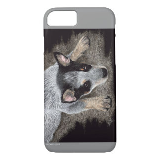 "Cattle Dog Pup Phone/iPad Case - ""Kona"""