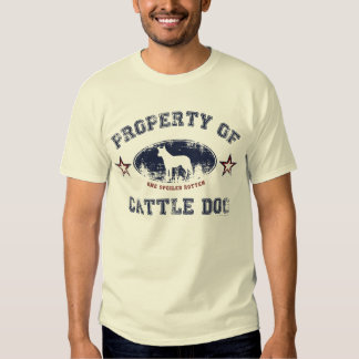 Cattle Dog T Shirts