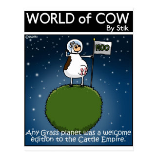 Cattle Empire Postcard