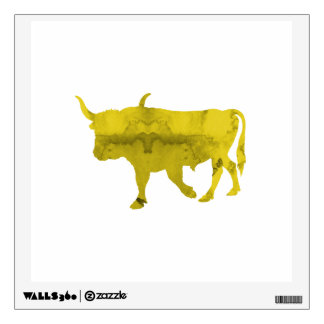 Cattle Wall Decal