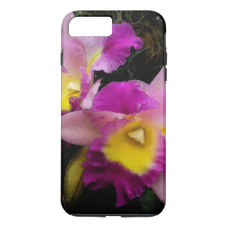 Cattleya Orchid Water Color iPhone 8 Plus/7 Plus Case