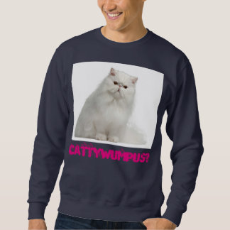 Cattywumpus Cat Sweatshirt