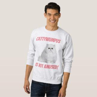 Cattywumpus Unamused Sweatshirt
