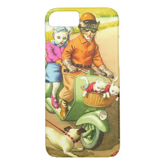 CATWALKS: A Wild Ride-Barely There iPhone 7 Case