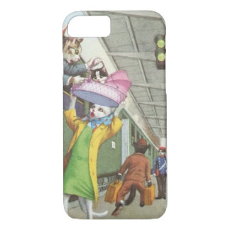 CATWALKS: All Aboard - Barely There iPhone 7 Case