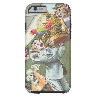 CATWALKS: All Aboard - Tough iPhone 6 Case