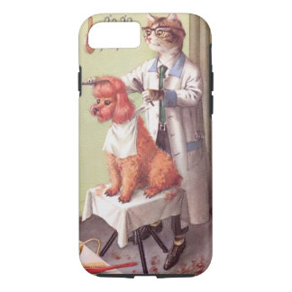CATWALKS: At the Barbers - Tough iPhone 7 Case
