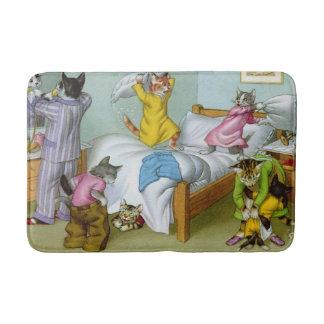 CATWALKS: Bedlam at Bedtime - Bath  Mat