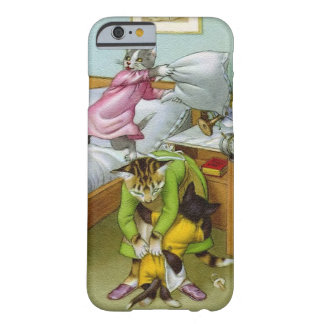 CATWALKS: Bedtime Bedlam - Barely iPhone 6 Case Barely There iPhone 6 Case