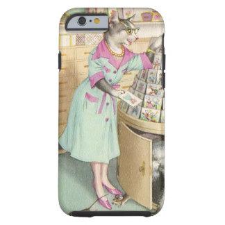CATWALKS: Card Chaos - Tough iPhone 6 Case