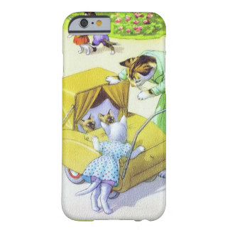 CATWALKS: Double Trouble - Barely iPhone 6 Case Barely There iPhone 6 Case