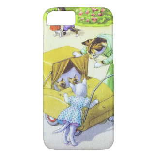 CATWALKS: Double Trouble - Barely iPhone 7 Case