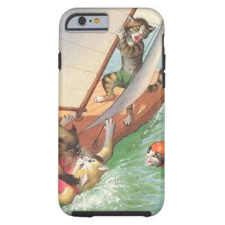 CATWALKS: Silly Sailing - Tough iPhone 6 Case