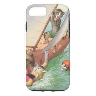 CATWALKS: Silly Sailing - Tough iPhone 7 Case