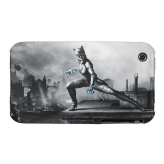 Catwoman - Lightning iPhone 3 Case-Mate Case