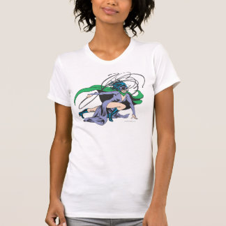 Catwoman Lunges Tee Shirts