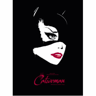 Catwoman Nine Lives Acrylic Cut Outs