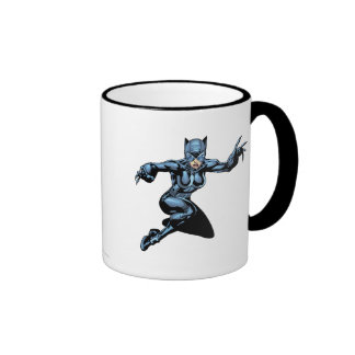 Catwoman with Claws Coffee Mugs