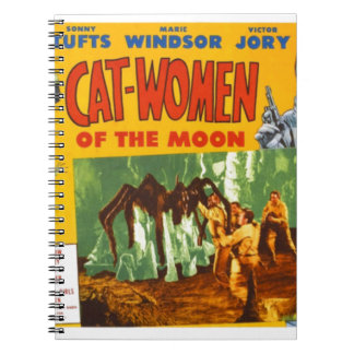 Catwomen on the Moon Notebooks