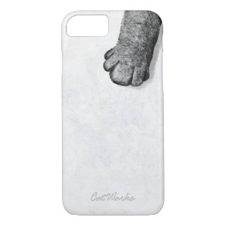 CatWorks Front leg iPhone 8/7 Case