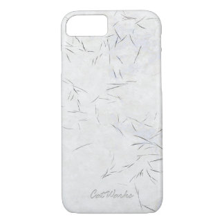 CatWorks Hair loss iPhone 8/7 Case