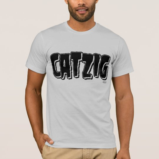 Catzig v2 T-Shirt