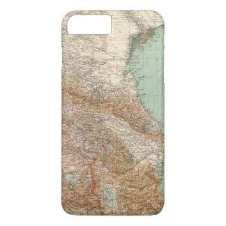 Caucasia 7374, Caspian Sea iPhone 7 Plus Case