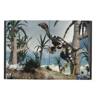 Caudipteryx dinosaur - 3D render iPad Air Cover