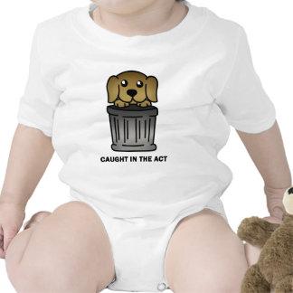 Caught In The Act Baby Bodysuit