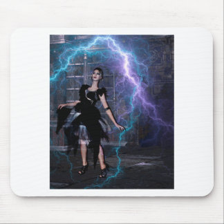 CAUGHT IN THE STORM MOUSE PAD
