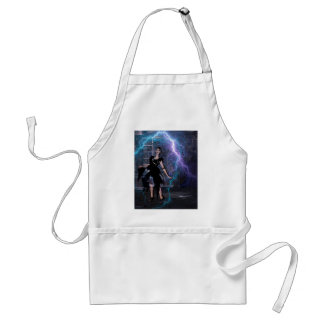 CAUGHT IN THE STORM STANDARD APRON