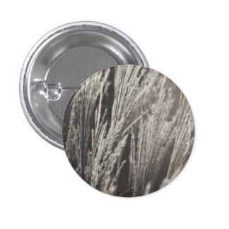 Caught in Wind (Platinum) 1 Inch Round Button