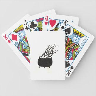 Cauldron Full of Tentacles Poker Deck
