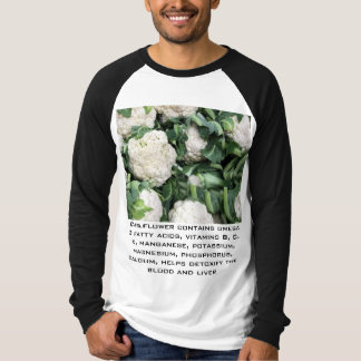 cauliflower mens shirt