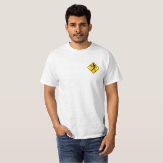 Caution Alien Area T-Shirt