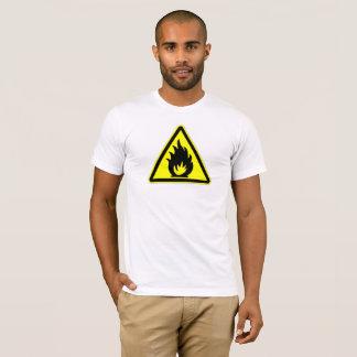 Caution Fire T-Shirt
