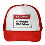 Caution Grumpy Old Man