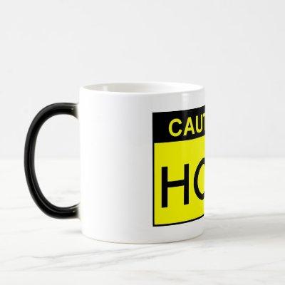 Caution Hot Liquid