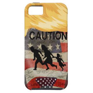 Caution iPhone 5 Case