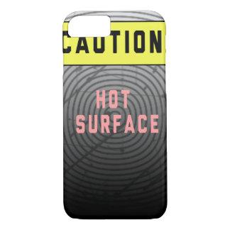 caution iPhone 7 case