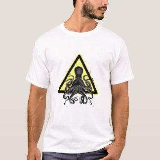 Caution! Octopus / Cthulu ahead T-Shirt
