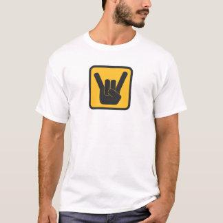 Caution-Rock! T-Shirt